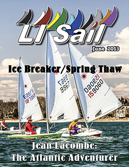 June 2013 Cover of LI Sail
